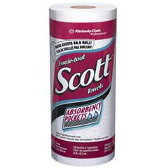 KC - 41482 SCOTT® Kitchen Roll Towels