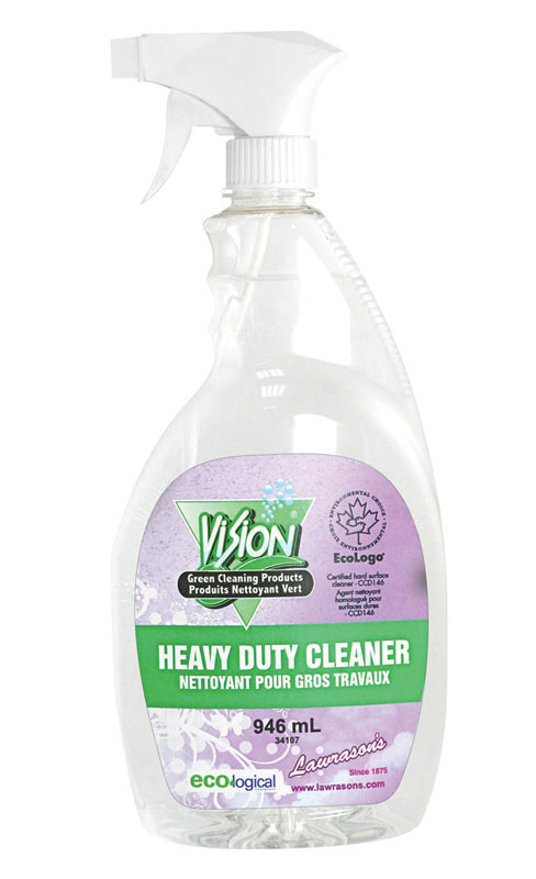 LAWRASONS-Vision Green HD Cleaner RTU