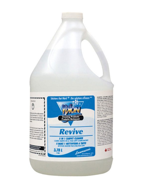 LAWRASONS-Vision Revive Extraction Cleaning