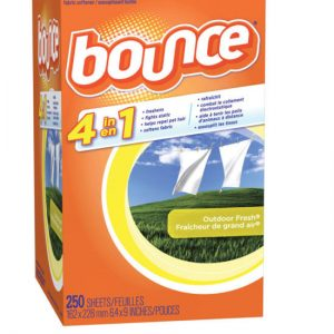 PROCTER&GAMBLE-Bounce Fabric Softener-Outdoor Fresh Scent