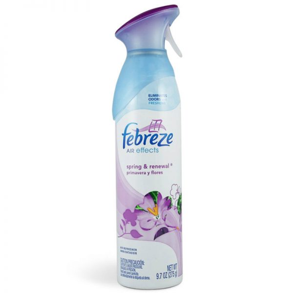 SPRING RENEWAL FEBREZE EFFECTS