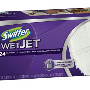 Procter&Gamble-Swiffer WetJet Pads