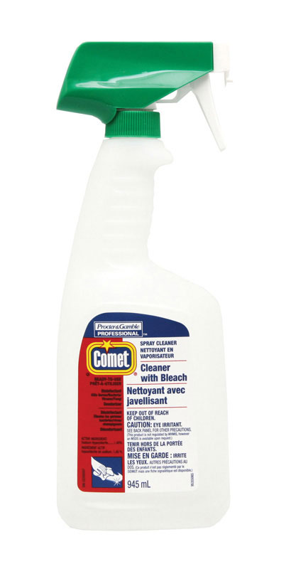 PROCTER&GAMBLE-Comet Cleaner with Bleach