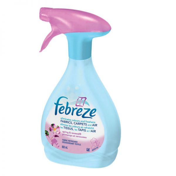 Procter&Gamble-Febreze Spring&Renewal Scent