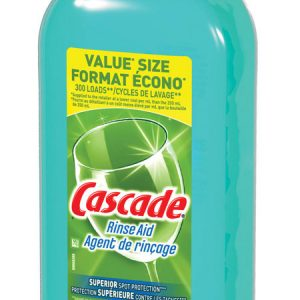 PROCTER&GAMBLE-Cascade Rinse Aid-Superior Spot Protection