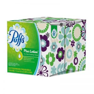 PROCTER&GAMBLE-Puffs Plus Lotion Facial Tissue