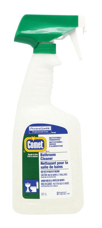 PROCTER&GAMBLE-Comet Disinfecting Bathroom Cleaner