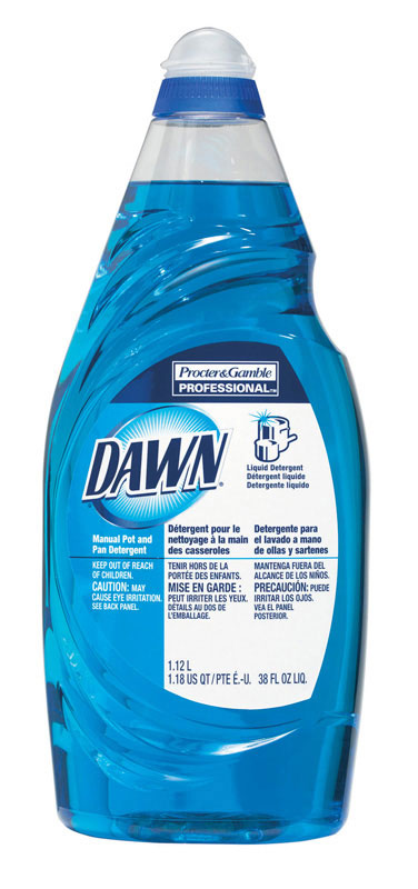 PROCTER&GAMBLE-Dawn Manual Pot and Pan Detergent