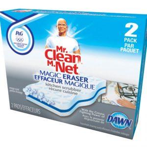 PROCTER&GAMBLE-Mr. Clean Magic Eraser with Dawn