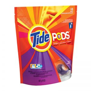 PROCTER&GAMBLE-Tide Pods-Spring Meadows Scent