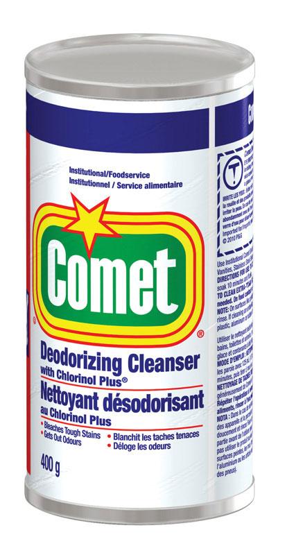 PROCTER&GAMBLE-Comet Deodorizing Cleanser