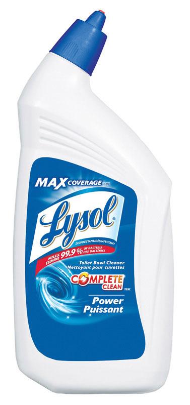 LYSOL BOWL CLEANER