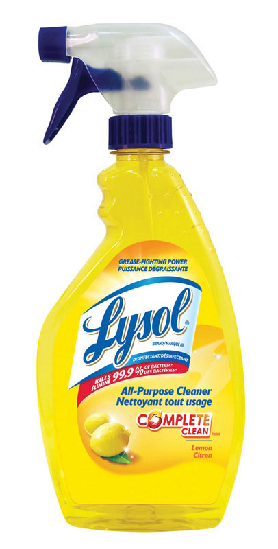 LYSOL DISINFECTANT 4 IN 1