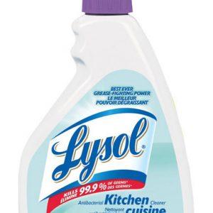ReckittBenckiser-Lysol Kitchen Cleaner