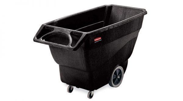 RUBBERMAID-Structural Foam Tilt Truck-Utility Duty