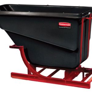 RUBBERMAID-Self-Dumping Hopper