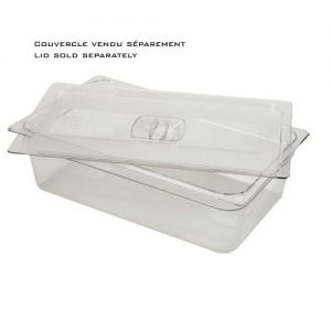 RUBBERMAID-Cold Food Pan