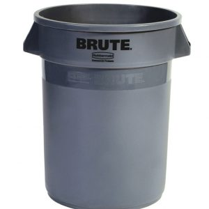 RUBBERMAID-Brute Round Container