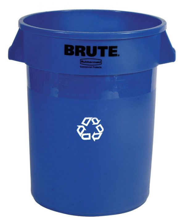 RUBBERMAID-Brute Container