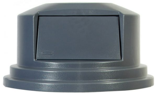 RUBBERMAID-Dome Top For RU2655 Brute Round Container