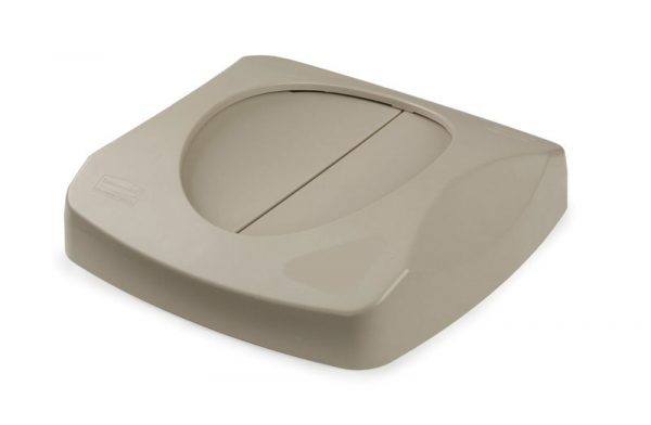 RUBBERMAID-Untouchable Swing Top Lid