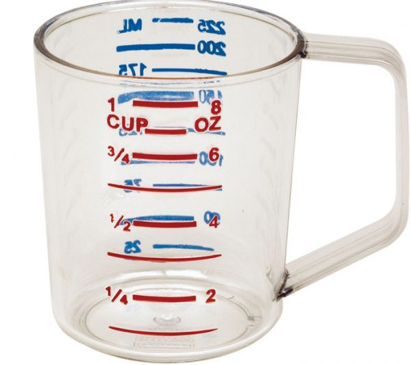 RUBBERMAID-Bouncer Measuring Cup