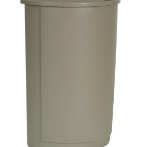 RUBBERMAID-Half Round Container