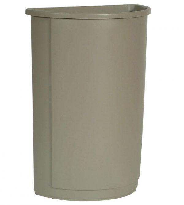 RUBBERMAID-Half Round Container
