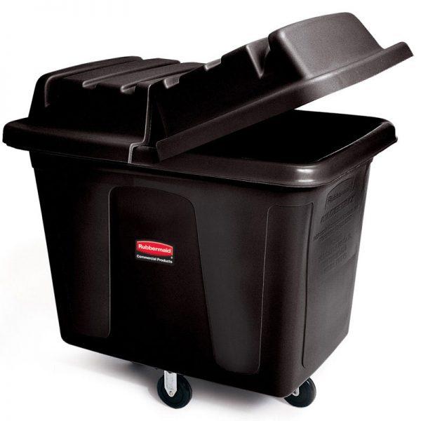 RUBBMERMAID-Recycling Cube Truck