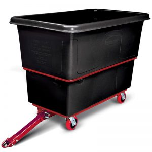 RUBBERMAID-Towable Heavy Duty Cube Truck
