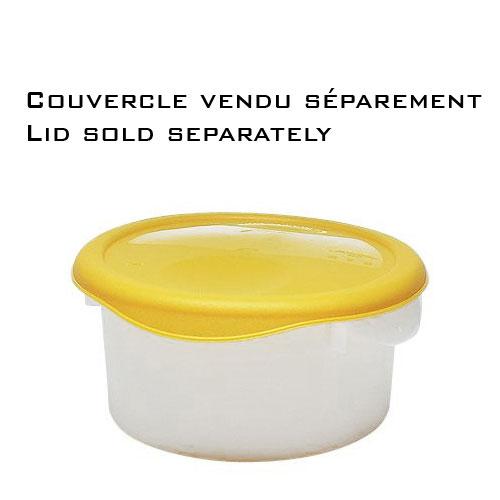 RUBBERMAID-Round Storage Container