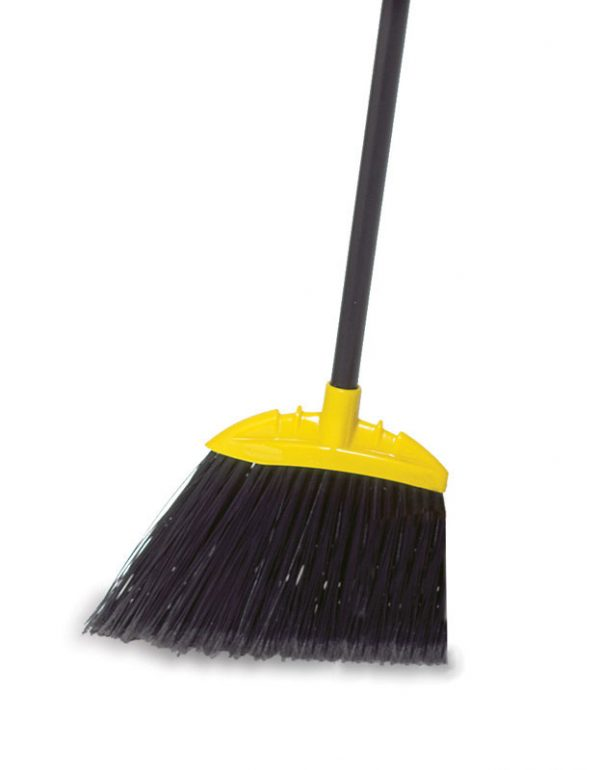 RUBBERMAID-Smooth Angle Broom