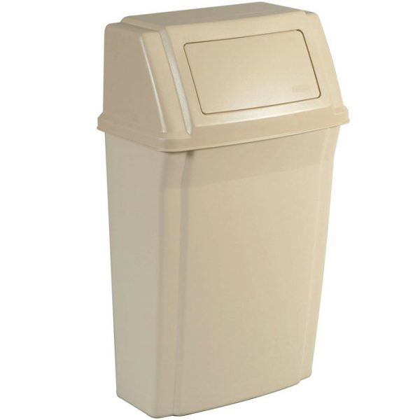 RUBBERMAID-Wall Receptacle