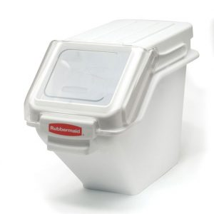 RUBBERMAID-Prosave Shelf Ingredient Bin