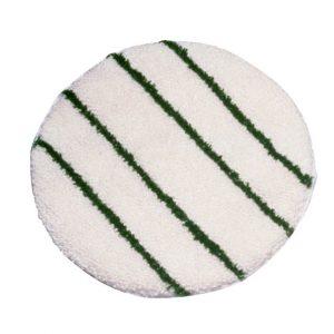 RUBBERMAID-Low Profile Carpet Bonnet With Scrub Strips