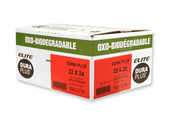 DURAPLUS-Elite OXO Polyethylene Bags