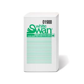 SCO - 01900 White Swan® Singlefold Towel 1-Ply