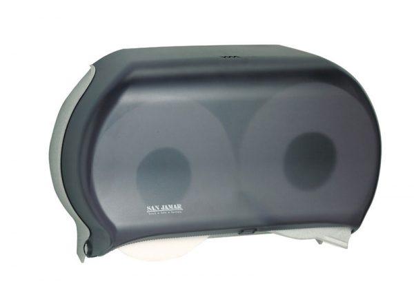 SANJAMAR-Twin Roll Toilet Tissue Dispenser