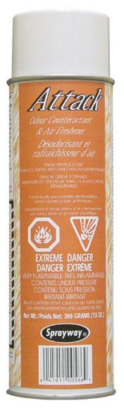 SprayWay-Aerosol Air Freshener