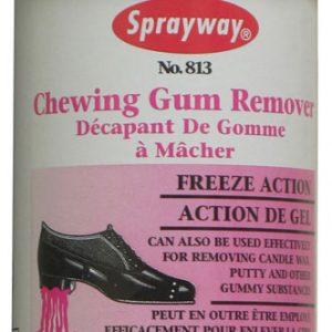 SPRAYWAY-Chewing Gum Remover