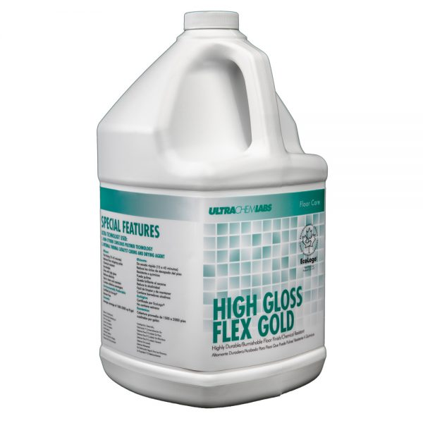 """HIGH GLOSS """"FLEX GOLD"""""""