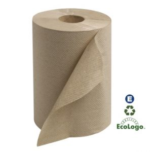 "SEC-NAT 8"" ROLL TOWEL 12/350/CS"