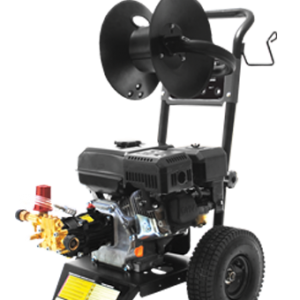 XSTREAM - 3100PSI, 210cc POWEREASE ENGINE WITH HOSE REEL (GAS PRESSURE WASHER)