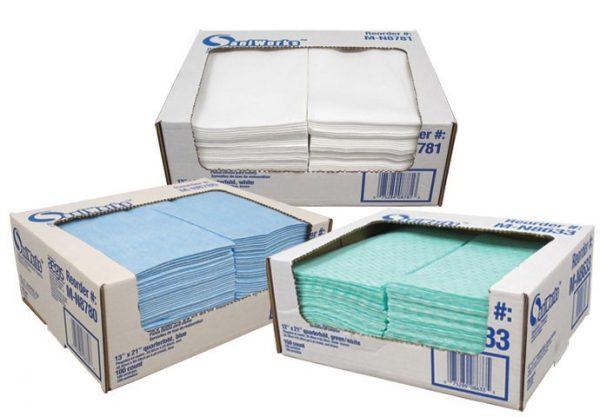 HOSPECO-Saniworks Deluxe Disposable Towels