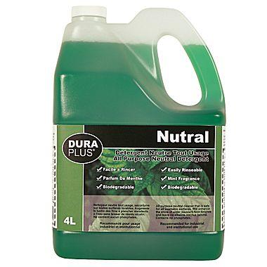 DURAPLUS-Peppermint Scented Neutral Detergent
