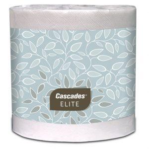 CASCADES - 4102 Standard Bathroom Tissue Cascades Elite™ 2 ply 400 sheets